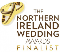 Northern Ireland Wedding Awards Finalist badge